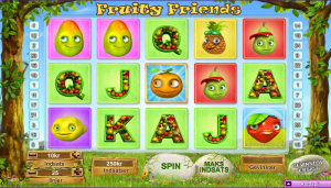 Fruity Friends_orddeling